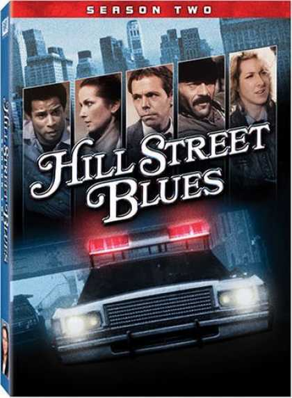 Bestselling Movies (2006) - Hill Street Blues - Season 2 by Lawrence Levy (II)