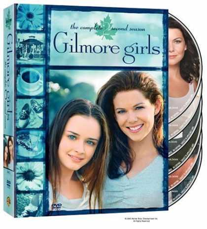 Bestselling Movies (2006) - Gilmore Girls - The Complete Second Season
