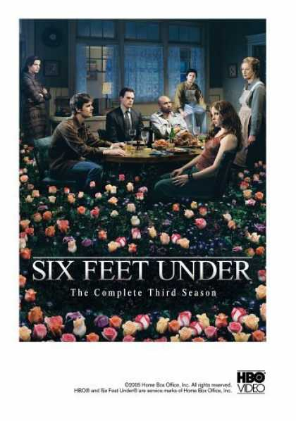 Bestselling Movies (2006) - Six Feet Under - The Complete Third Season by Kathy Bates