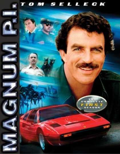 Bestselling Movies (2006) - Magnum, P.I. - The Complete First Season by Harry Harris