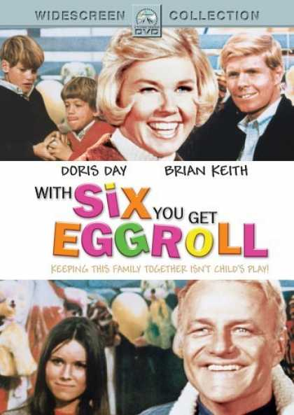Bestselling Movies (2006) - With Six You Get Eggroll by Howard Morris