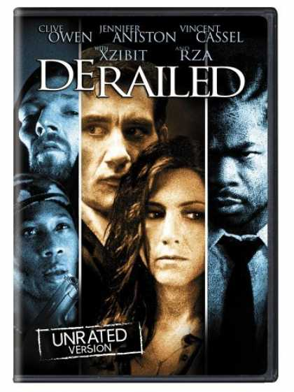 Bestselling Movies (2006) - Derailed (Unrated Widescreen) by Mikael HÃ¥fström
