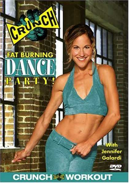 Bestselling Movies (2006) - Crunch - Fat Burning Dance Party
