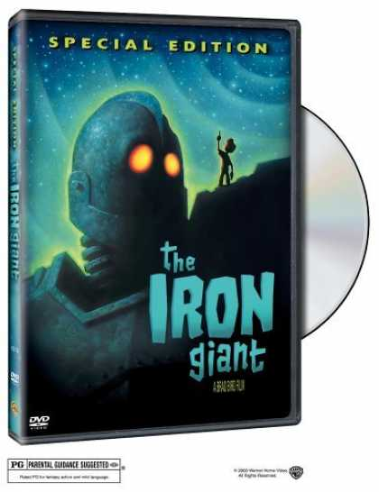 Bestselling Movies (2006) - The Iron Giant (Special Edition) by Brad Bird