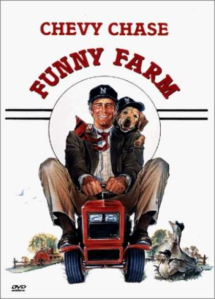 Bestselling Movies (2006) - Funny Farm by George Roy Hill