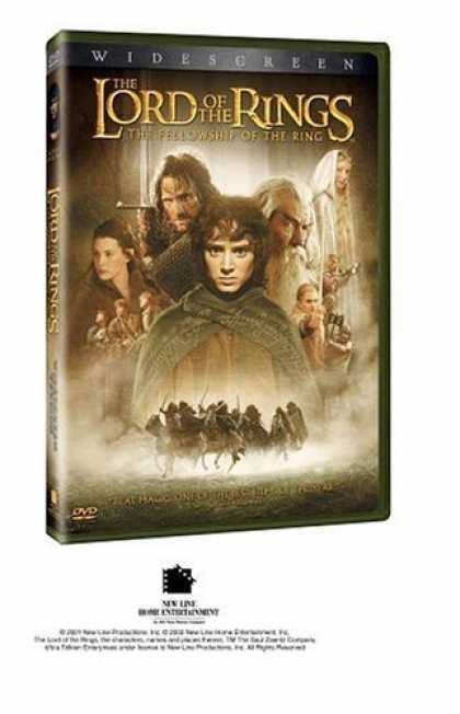 Bestselling Movies (2006) - The Lord of the Rings - The Fellowship of the Ring (Widescreen Edition)