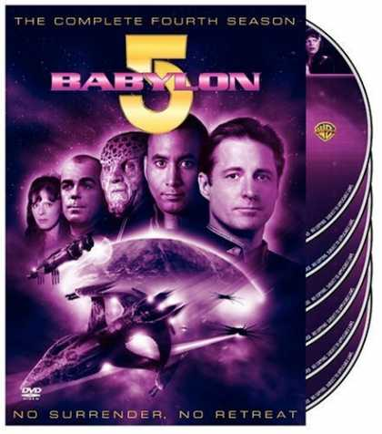 Bestselling Movies (2006) - Babylon 5 - The Complete Fourth Season