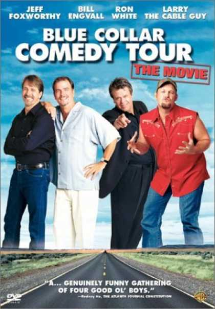Bestselling Movies (2006) - Blue Collar Comedy Tour: The Movie by C.B. Harding
