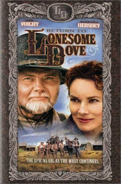 Bestselling Movies (2006) - Return to Lonesome Dove by Mike Robe