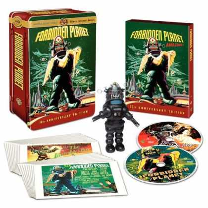 Bestselling Movies (2006) - Forbidden Planet (Ultimate Collector's Edition) by Fred M. Wilcox