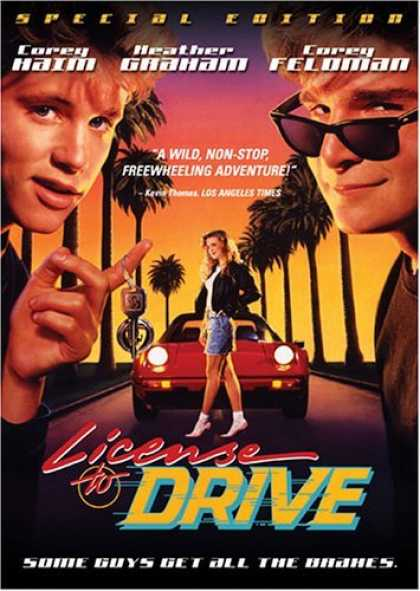 Bestselling Movies (2006) - License to Drive (Special Edition) by Greg Beeman