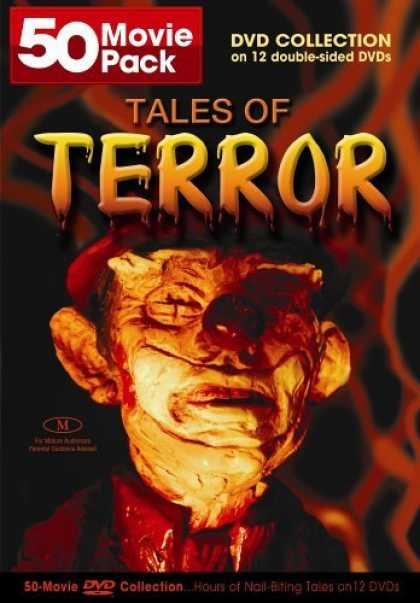 Bestselling Movies (2006) - Tales of Terror 50 Movie Pack Collection