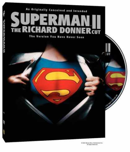 Bestselling Movies (2006) - Superman II - The Richard Donner Cut