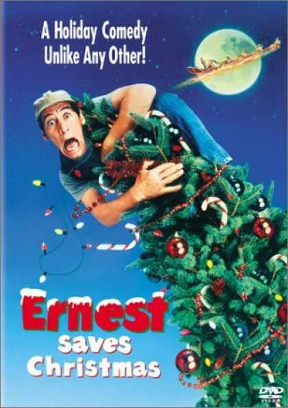 Bestselling Movies (2006) - Ernest Saves Christmas by John R. Cherry III