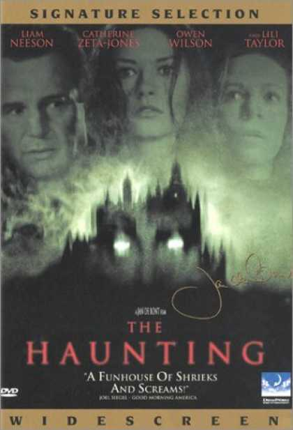 Bestselling Movies (2006) - The Haunting by Jan de Bont