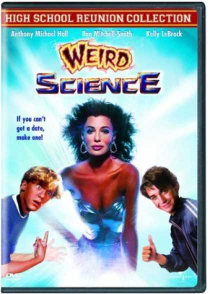 Bestselling Movies (2006) - Weird Science (High School Reunion Collection) by John Hughes