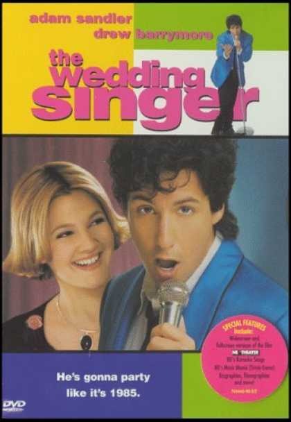 Bestselling Movies (2006) - The Wedding Singer by Frank Coraci