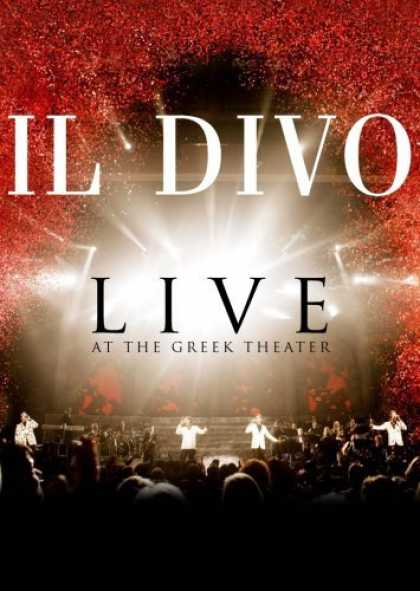 Bestselling Movies (2006) - Il Divo - Live at the Greek