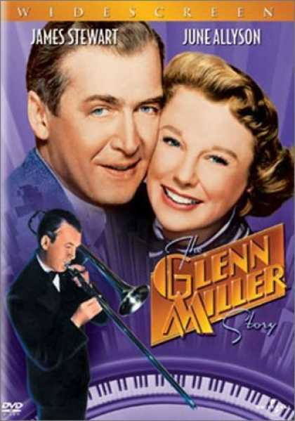 Bestselling Movies (2006) - The Glenn Miller Story by Anthony Mann