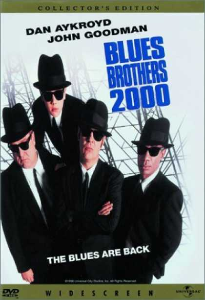 Bestselling Movies (2006) - Blues Brothers 2000 by John Landis