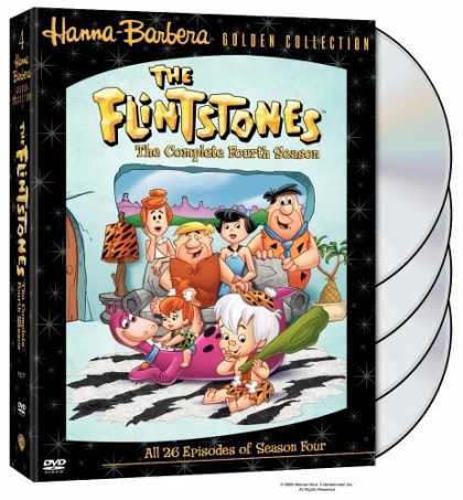 Bestselling Movies (2006) - The Flintstones - The Complete Fourth Season by Charles A. Nichols