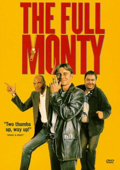 Bestselling Movies (2006) - The Full Monty by Peter Cattaneo
