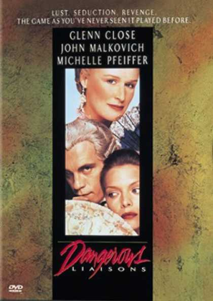 Bestselling Movies (2006) - Dangerous Liaisons by Stephen Frears