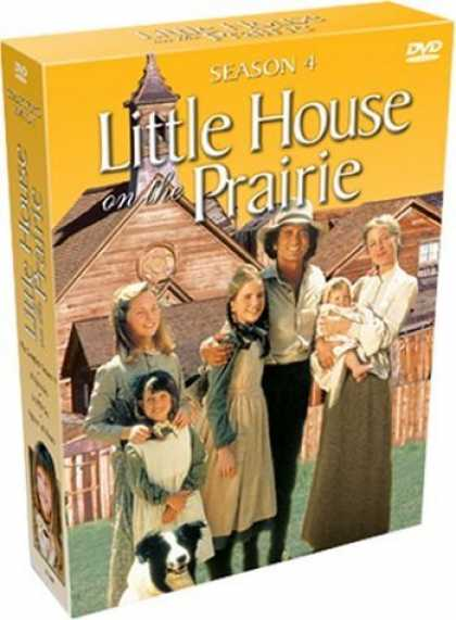 Bestselling Movies (2006) - Little House on the Prairie - The Complete Season 4 by Maury Dexter