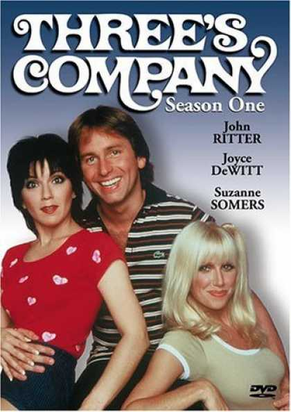 Bestselling Movies (2006) - Three's Company - Season One by Bernard West