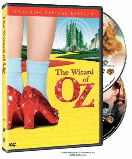 Bestselling Movies (2006) - The Wizard of Oz (Two-Disc Special Edition) by Victor Fleming