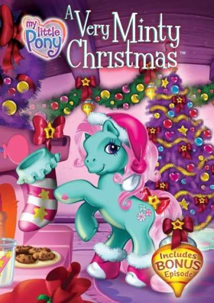Bestselling Movies (2006) - My Little Pony - A Very Minty Christmas