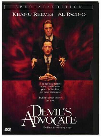 Bestselling Movies (2006) - Devil's Advocate by Taylor Hackford