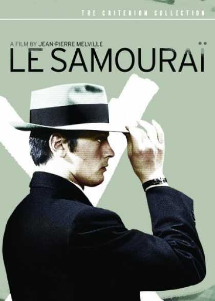 Bestselling Movies (2006) - Le Samourai - Criterion Collection by Jean-Pierre Melville