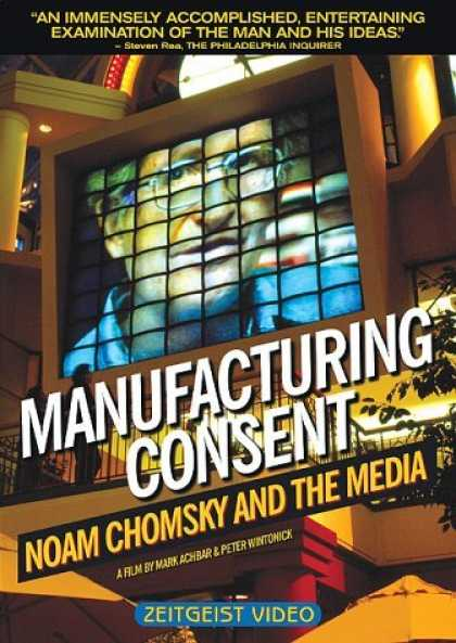 Bestselling Movies (2006) - Manufacturing Consent - Noam Chomsky and the Media by Peter Wintonick