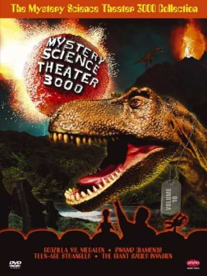 Bestselling Movies (2006) - Mystery Science Theater 3000 Collection: Vol. 10 by Michael J. Nelson