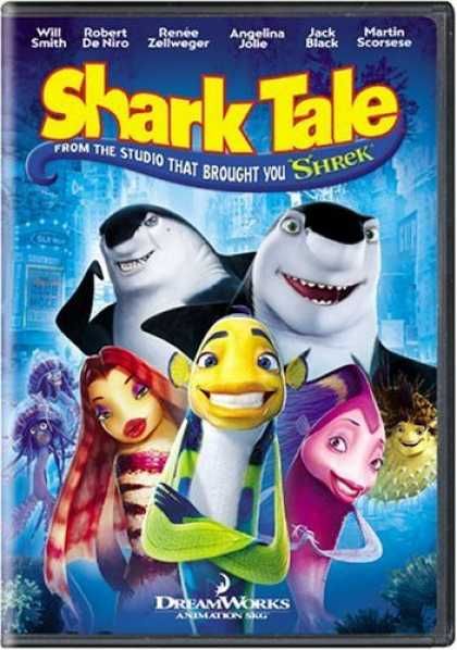 Bestselling Movies (2006) - Shark Tale (Widescreen Edition) by Rob Letterman