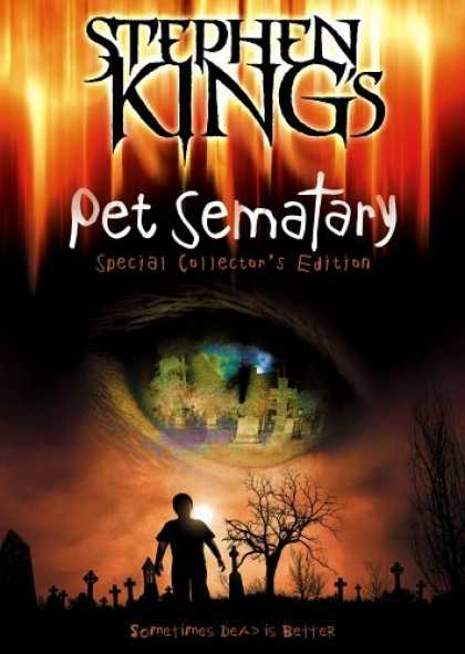 Bestselling Movies (2006) - Pet Sematary (Special Collector's Edition) by Mary Lambert