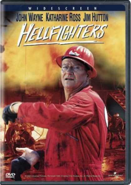 Bestselling Movies (2006) - Hellfighters by Andrew V. McLaglen