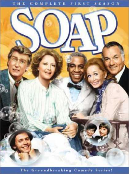 Bestselling Movies (2006) - Soap - The Complete First Season by J.D. Lobue