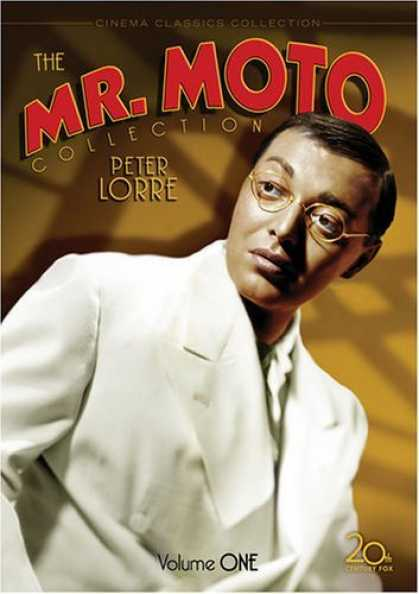 Bestselling Movies (2006) - Mr. Moto Collection, Vol. 1 (Mr. Moto Takes A Chance / Mysterious Mr. Moto / Tha