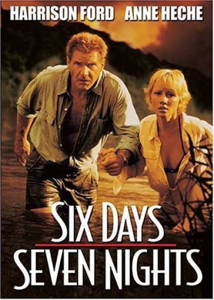 Bestselling Movies (2006) - Six Days, Seven Nights by Ivan Reitman