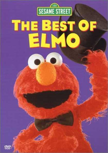 Bestselling Movies (2006) - Sesame Street - The Best of Elmo by Emily Squires