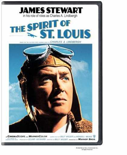 Bestselling Movies (2006) - The Spirit of St. Louis by Billy Wilder