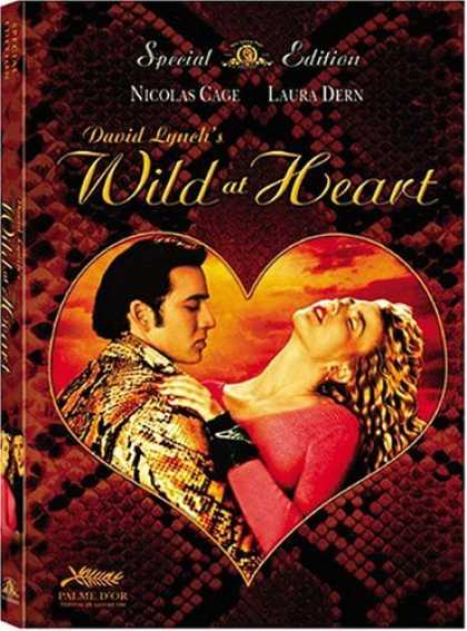 Bestselling Movies (2006) - Wild At Heart by David Lynch