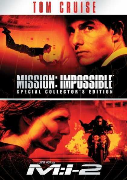 Bestselling Movies (2006) - Mission Impossible Collector's Set (Mission Impossible / MI-2) by Brian De Palma