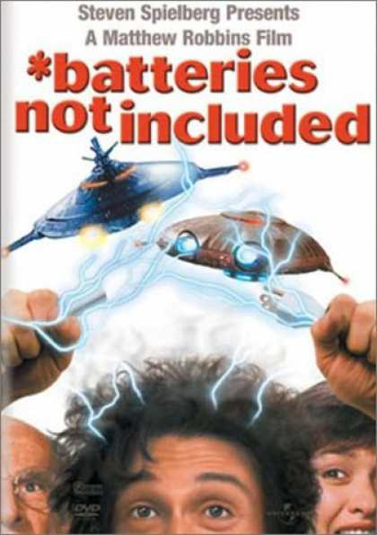 Bestselling Movies (2006) - *Batteries Not Included by Matthew Robbins