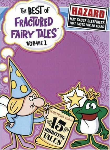 Bestselling Movies (2006) - The Best of Fractured Fairy Tales, Vol. 1 by Steve Moore