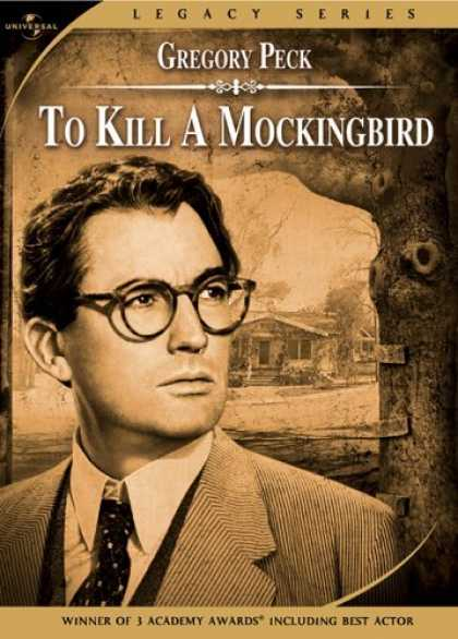 Bestselling Movies (2006) - To Kill a Mockingbird (Legacy Series Edition) by Robert Mulligan