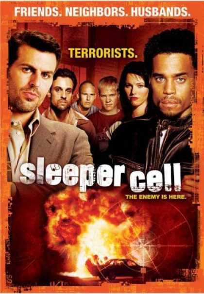 Bestselling Movies (2006) - Sleeper Cell by Leon Ichaso