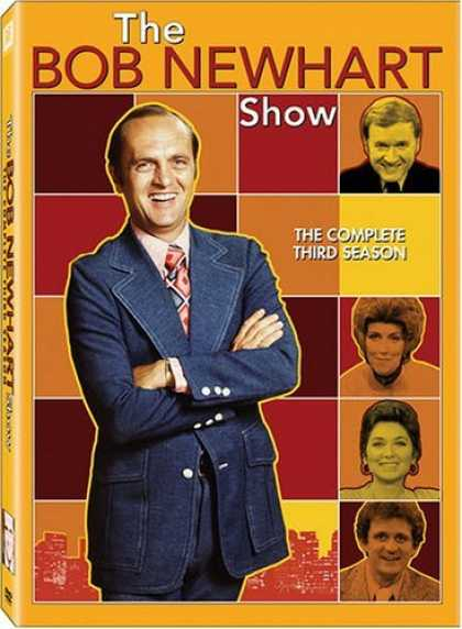 Bestselling Movies (2006) - The Bob Newhart Show - The Complete Third Season